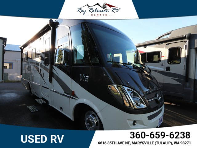 Used 2017 WINNEBAGO VIA in Marysville, WA