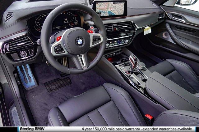 2020 BMW M5 Base