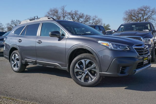 New 2020 Subaru Outback Limited XT CVT