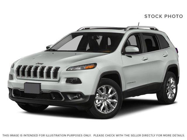 2015 Jeep Cherokee North 4WD 4dr North Regular Unleaded I-4 2.4 L/144 [4]