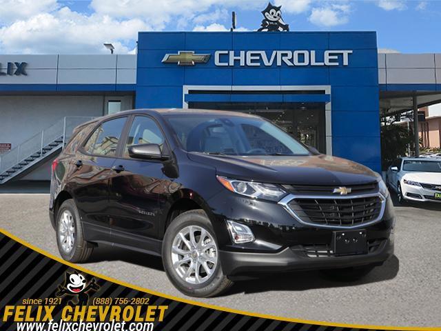 2021 Chevrolet Equinox LS FWD 4dr LS w/1LS Turbocharged Gas I4 1.5L/92 [7]