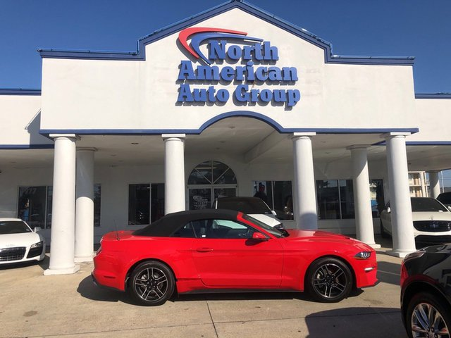 Used 2020 Ford Mustang in Gonzales & Baton Rouge, LA