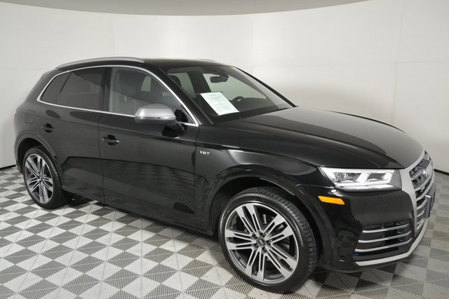 Used 2018 Audi SQ5 in Lynnwood, WA