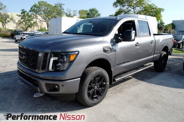 New 2019 Nissan Titan XD in Pompano Beach, FL