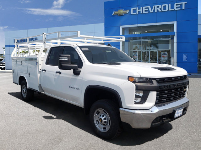 2020 Chevrolet Silverado 2500HD Work Truck 2WD Double Cab 162″ Work Truck Gas V8 6.6L/400 [16]