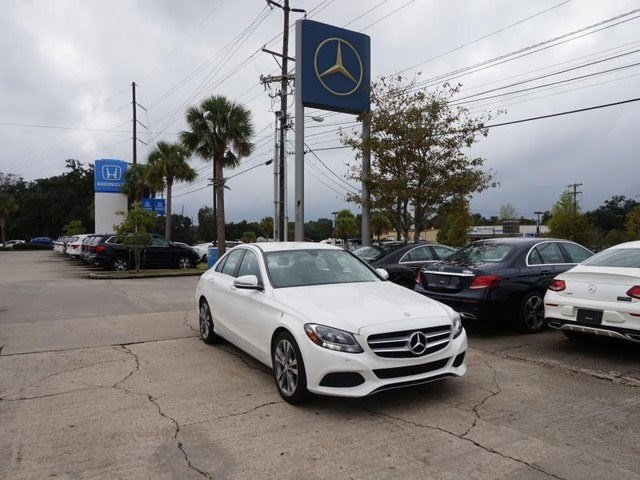 Used 2016 Mercedes-Benz C-Class in Lafayette, LA