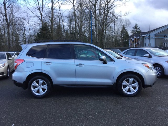 Used 2014 Subaru Forester 4dr Auto 2.5i Touring PZEV