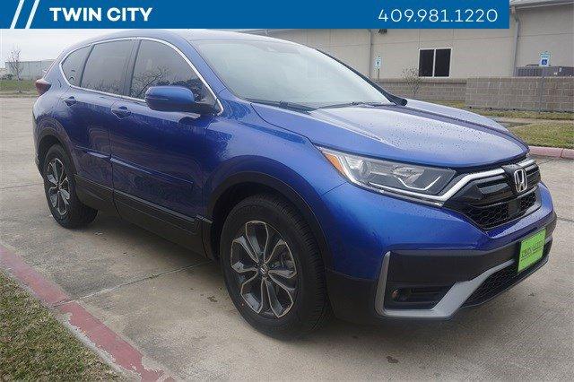 New 2020 Honda CR-V in Port Arthur, TX