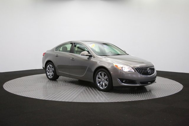 2017 Buick Regal for sale 123437 44