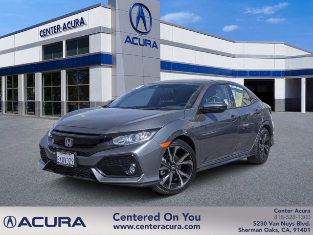 Used 2019 Honda Civic Hatchback in , CA