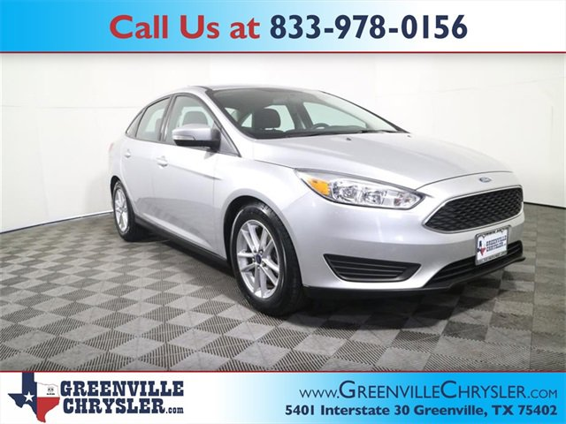 Used 2016 Ford Focus in Greenville, TX