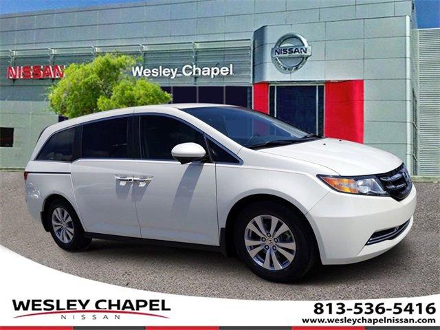 Used 2016 Honda Odyssey in Wesley Chapel, FL