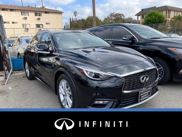 2018 INFINITI QX30 Premium Premium FWD Intercooled Turbo Premium Unleaded I-4 2.0 L/121 [5]