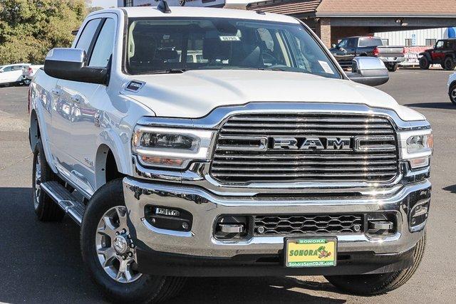 2020 Ram 3500 Laramie Laramie 4x4 Crew Cab 6'4″ Box Intercooled Turbo Diesel I-6 6.7 L/408 [0]