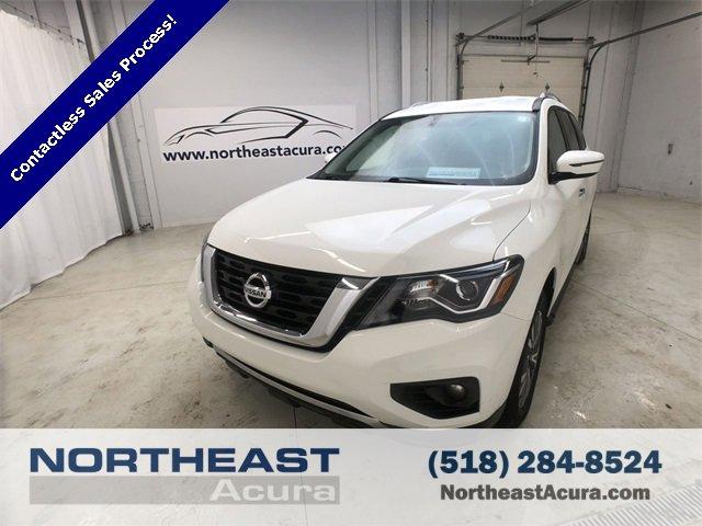 Used 2019 Nissan Pathfinder in Latham, NY