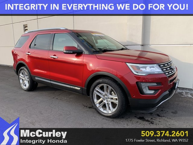 Used 2016 Ford Explorer in Richland, WA