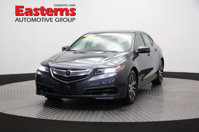 2017 Acura TLX for sale 123723 0