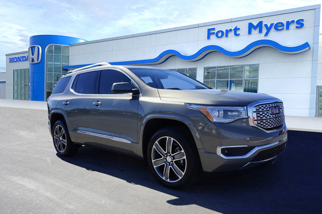 Used 2019 GMC Acadia in Fort Myers, FL