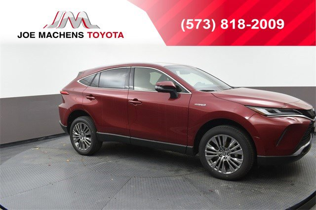 2021 Toyota Venza Limited