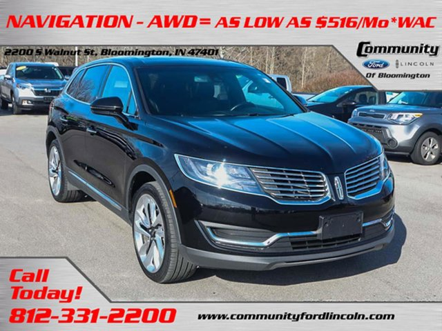 Used 2018 Lincoln MKX in Bloomington, IN