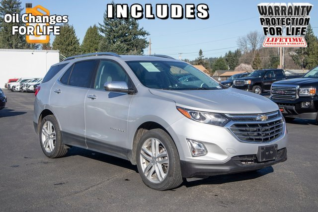 Used 2019 Chevrolet Equinox in Sumner, WA