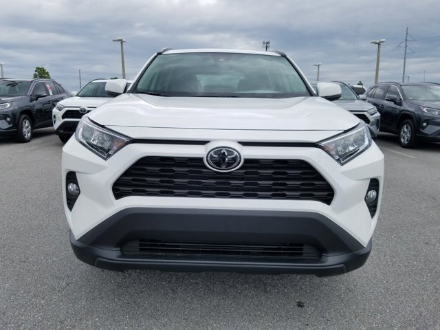 New 2020 Toyota RAV4 in Fort Worth, TX