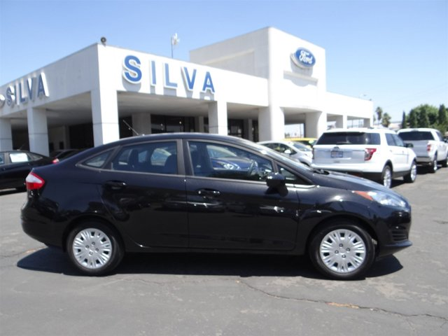 Used 2014 Ford Fiesta 4dr Sdn S