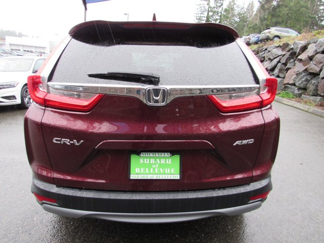 Used 2018 Honda CR-V EX AWD