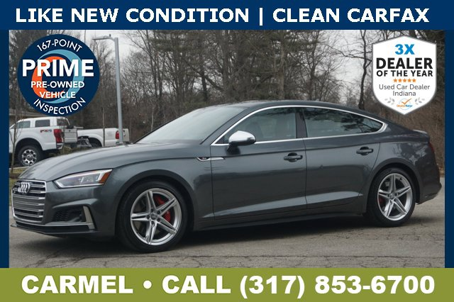 Used 2018 Audi S5 Sportback in Indianapolis, IN