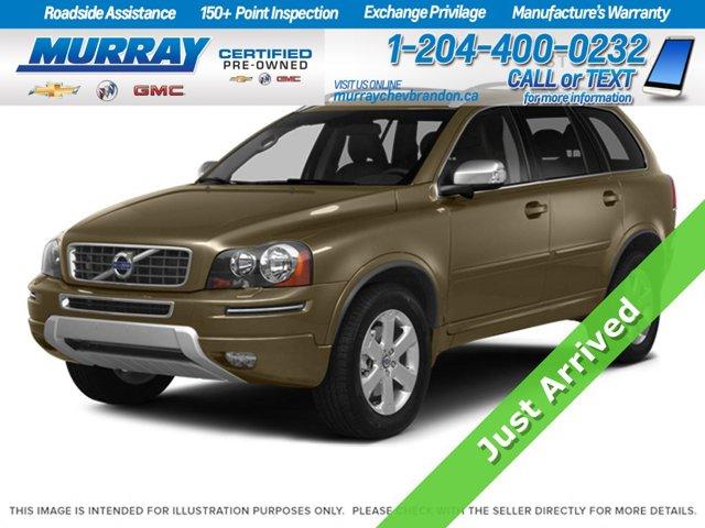 2014 Volvo XC90 3.2  Regular Unleaded I-6 3.2 L/195 [16]