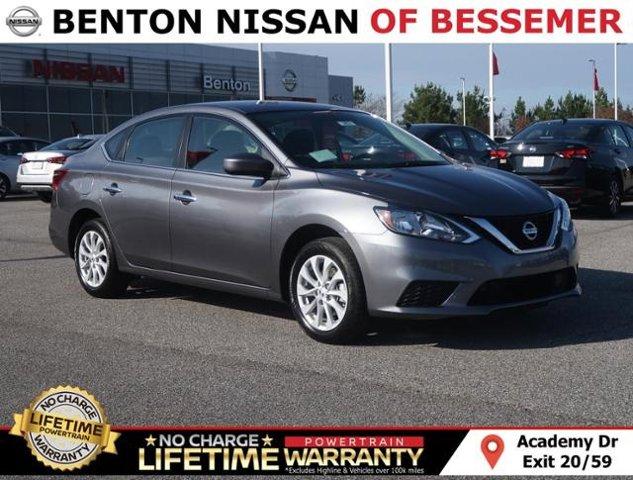 New 2019 Nissan Sentra in Bessemer, AL