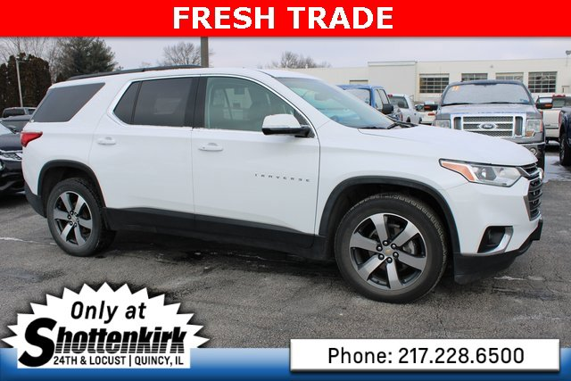 Used 2019 Chevrolet Traverse in Quincy, IL
