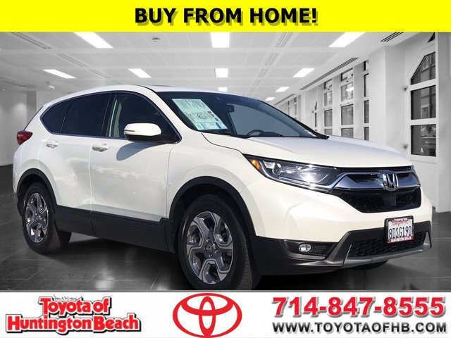 2018 Honda CR-V EX-L EX-L 2WD Intercooled Turbo Regular Unleaded I-4 1.5 L/91 [3]