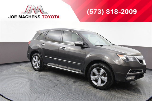 Used 2012 Acura MDX in Columbia, MO