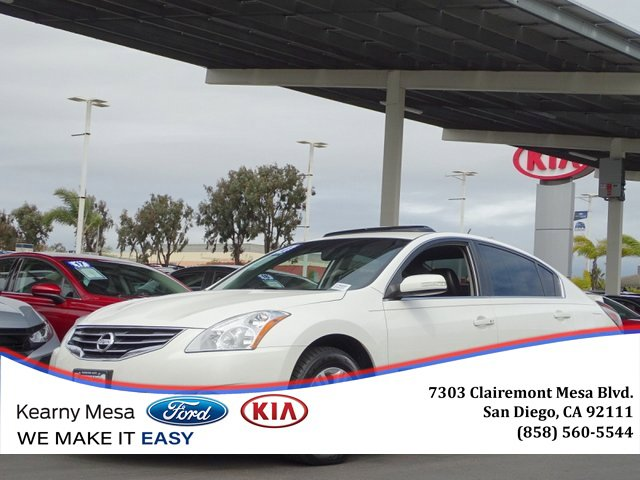 Used 2010 Nissan Altima in San Diego, CA