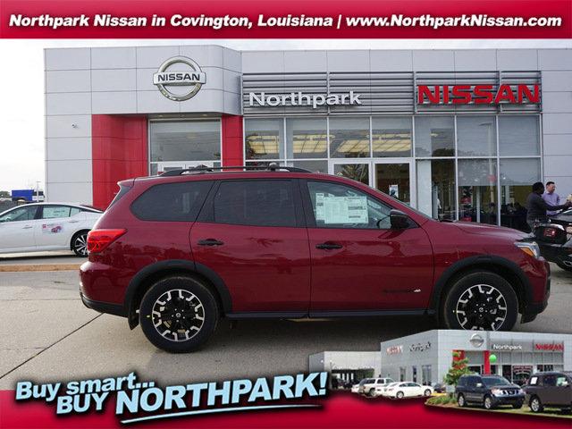 New 2020 Nissan Pathfinder in Covington, LA