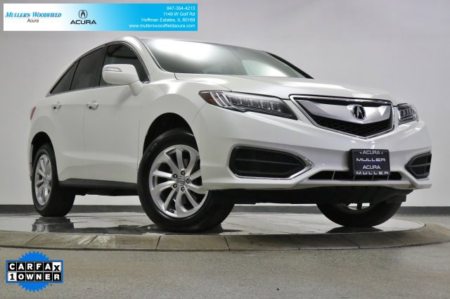 Used 2017 Acura RDX in Hoffman Estates, IL