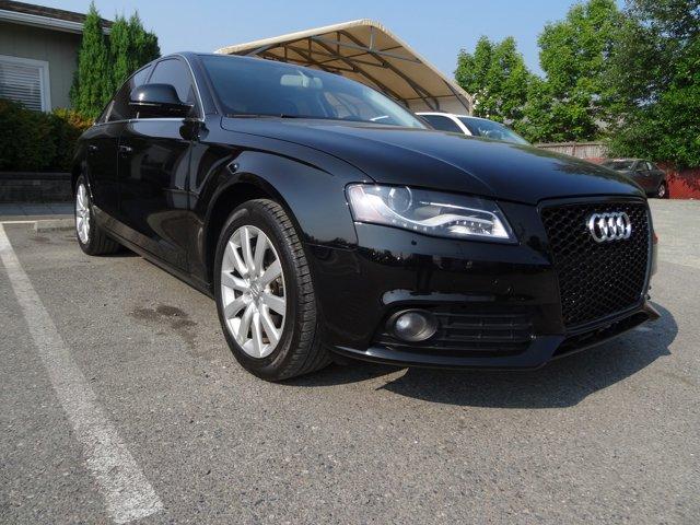 Used 2009 Audi A4 4dr Sdn Auto 2.0T quattro Prem Plus