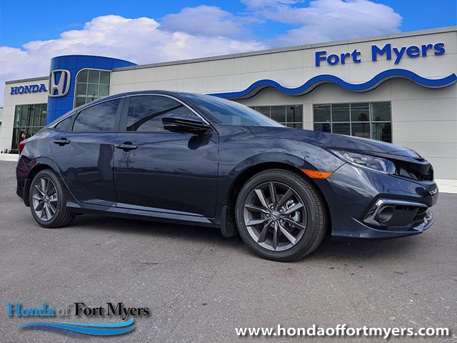 New 2020 Honda Civic Sedan in Fort Myers, FL