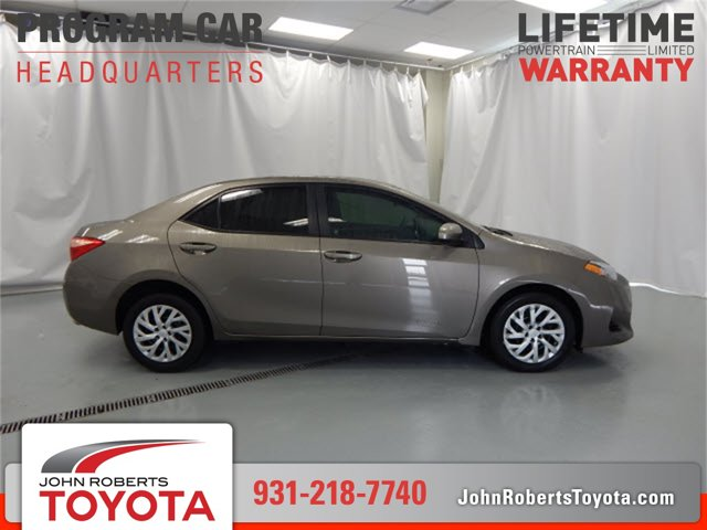 Used 2017 Toyota Corolla in Manchester, TN