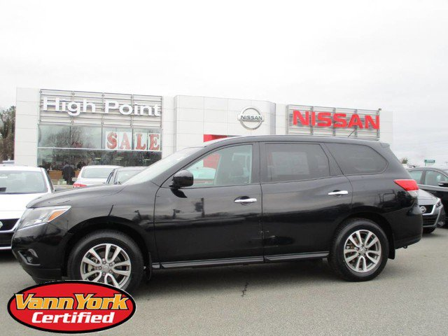 Used 2014 Nissan Pathfinder in High Point, NC