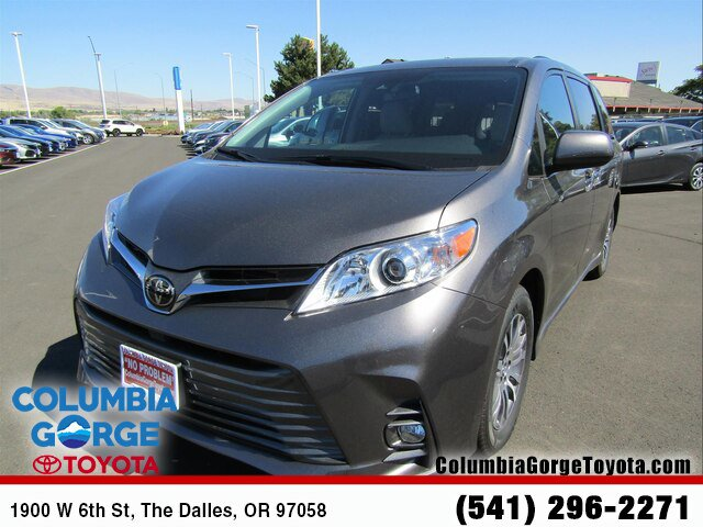 New 2020 Toyota Sienna in The Dalles, OR