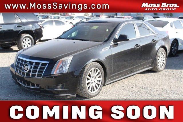 2012 Cadillac CTS Sedan Luxury 4dr Sdn 3.0L Luxury RWD Gas V6 3.0L/183 [5]