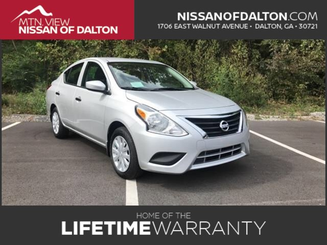 Used 2019 Nissan Versa in Dalton, GA