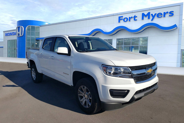 Used 2020 Chevrolet Colorado in Fort Myers, FL