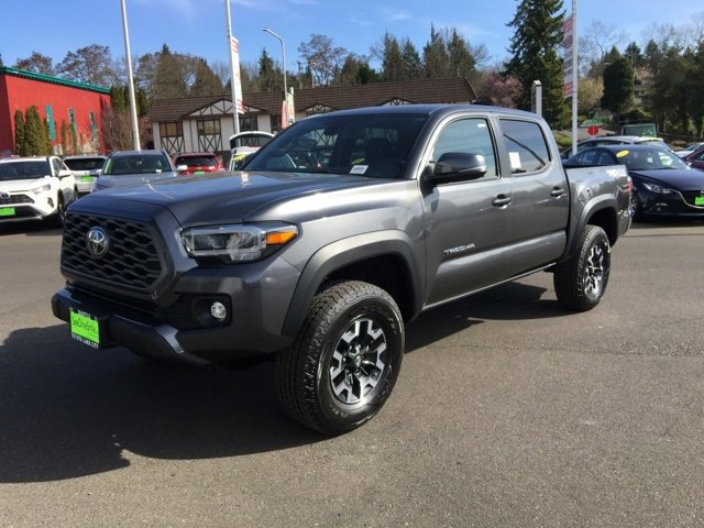 New 2020 Toyota Tacoma 4WD TRD Off Road Double Cab 5' Bed V6 AT
