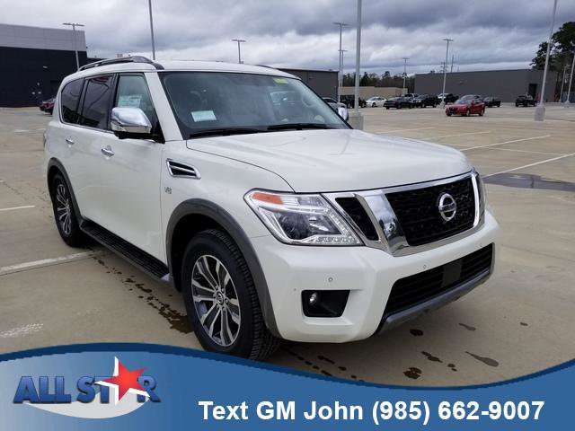 New 2020 Nissan Armada in Denham Springs , LA