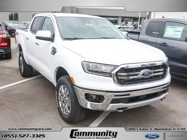 New 2019 Ford Ranger in Bloomington, IN