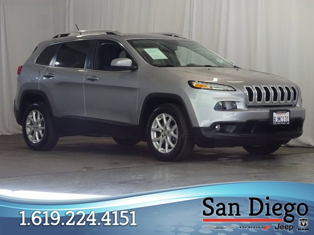 Used 2018 Jeep Cherokee in San Diego, CA