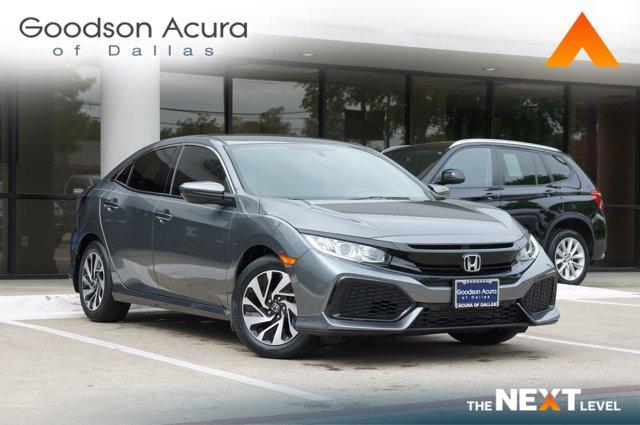 Used 2017 Honda Civic Hatchback in , TX